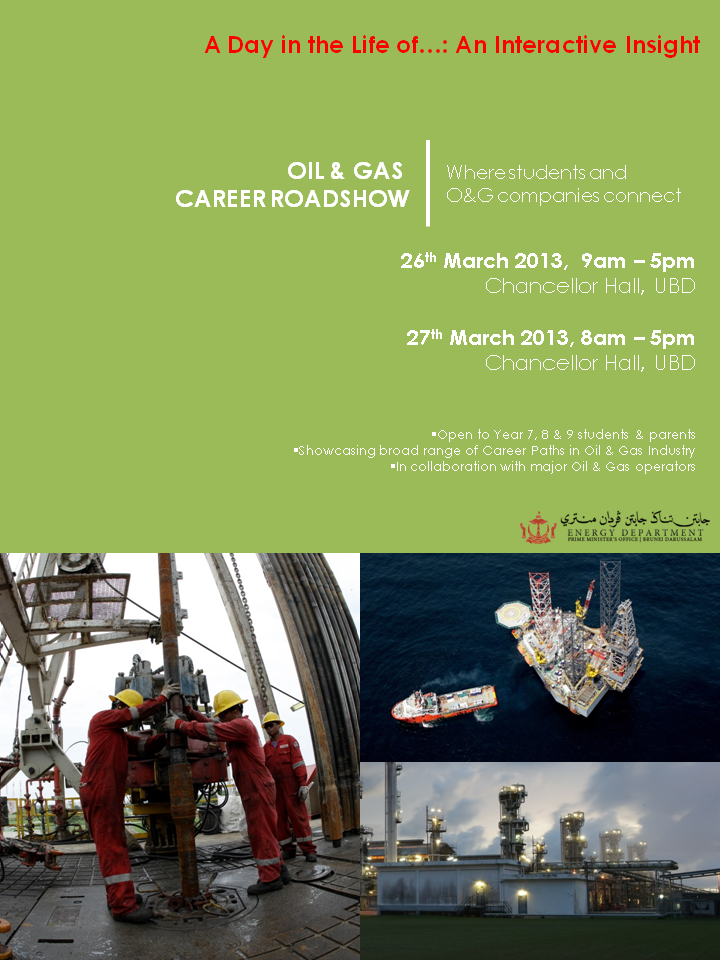 Interested in a career in the Oil & Gas or Marine Industry