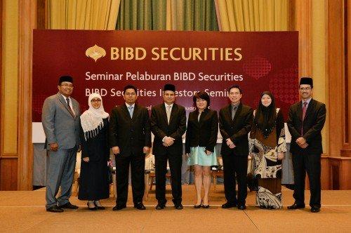 BIBD Securities Investors Seminar