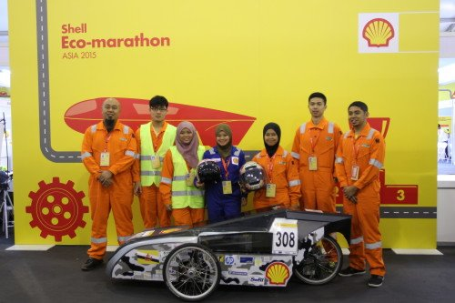 Group Photo of Team GenNext Harapan with Mutiara